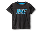 Nike Kids Hyper Speed Dri-FIT Top (Toddler) (Anthracite)
