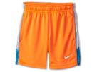 Nike Kids Aceler 8 Short (Toddler) (Total Orange)