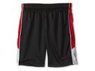 Nike Kids Aceler 8 Short (Little Kids) (Black/Red)