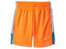 Nike Kids Aceler 8 Short (Little Kids) (Total Orange)