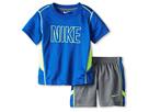 Nike Kids N45 Mesh Short Set (Toddler) (Cool Grey)