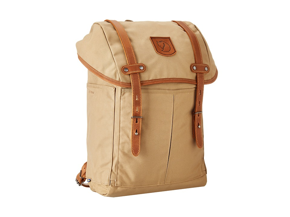 Fjallraven - Rucksack No. 21 Medium (Sand) Backpack Bags