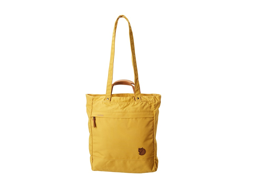 Fjallraven - Totepack No. 1 (Ochre) Backpack Bags