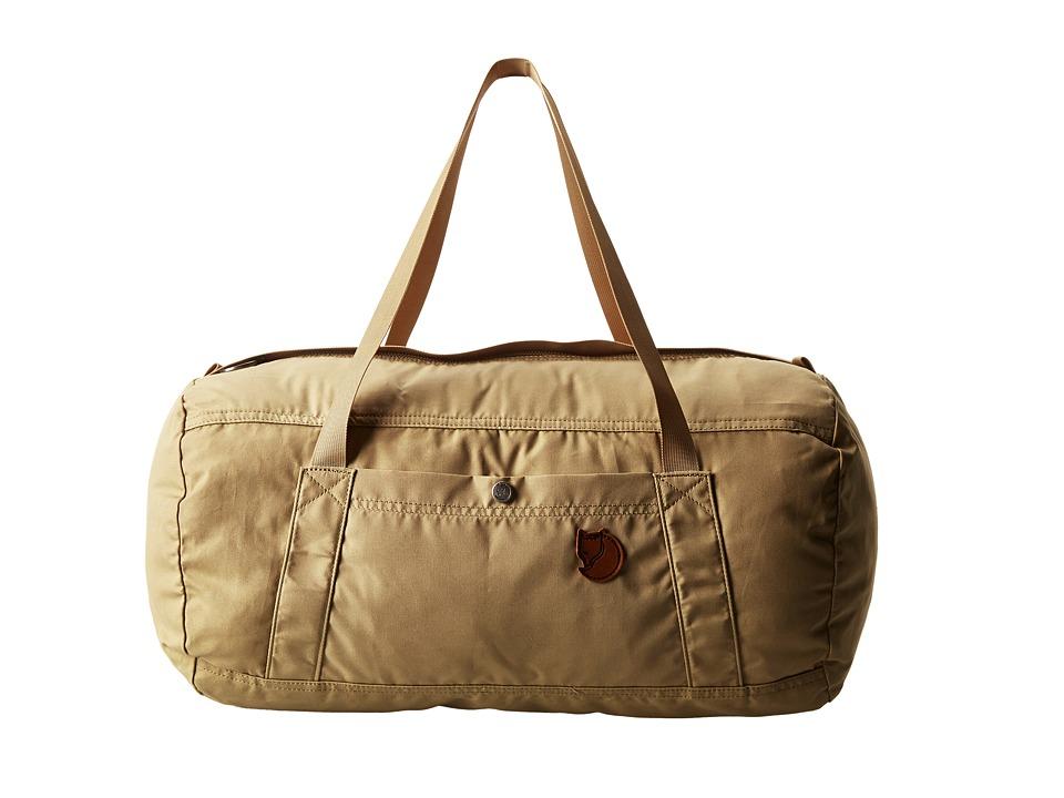 Fj llr ven - Duffel No. 5 (Sand) Duffel Bags