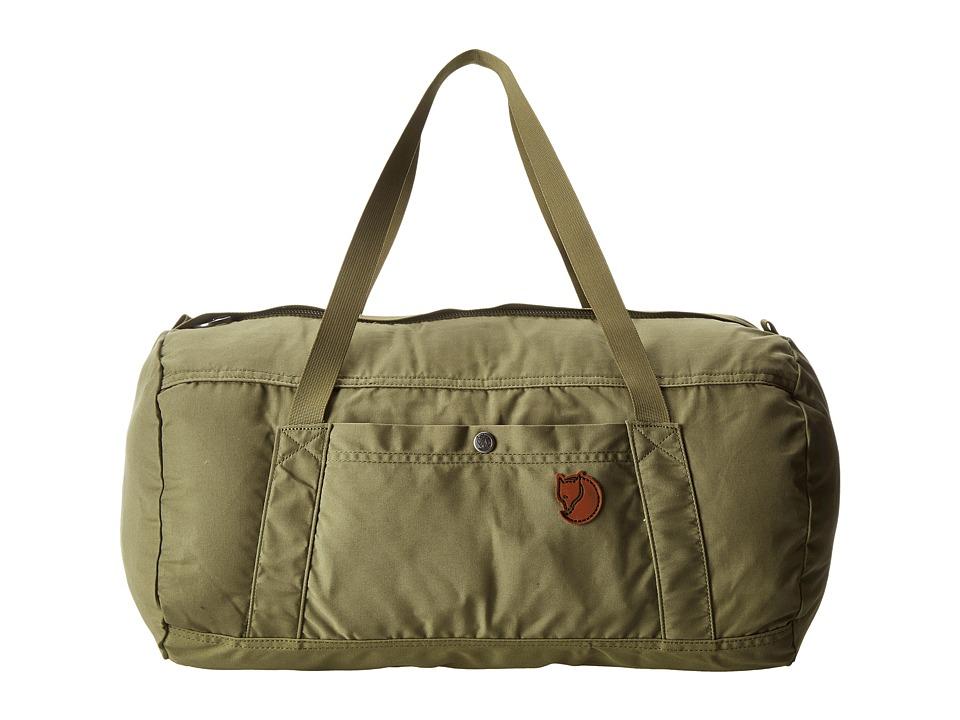 Fj llr ven - Duffel No. 5 (Green) Duffel Bags