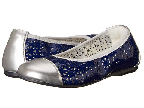 Primigi Kids - Ursula 1 (Toddler/Little Kid) (Blue/Silver) Girls Shoes