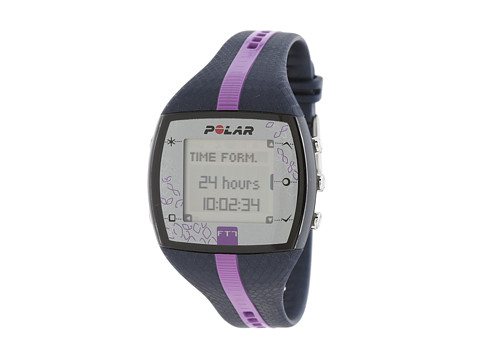 Polar USA - FT7F (Blue/Lilac) Heart Rate Watches