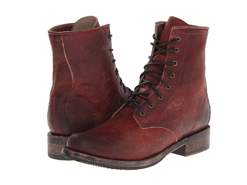 Freebird - Charlie (Wine) Women's Lace-up Boots