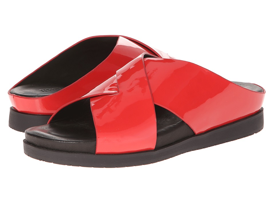 Gentle Souls - Black Rock (Coral) Women's Sandals