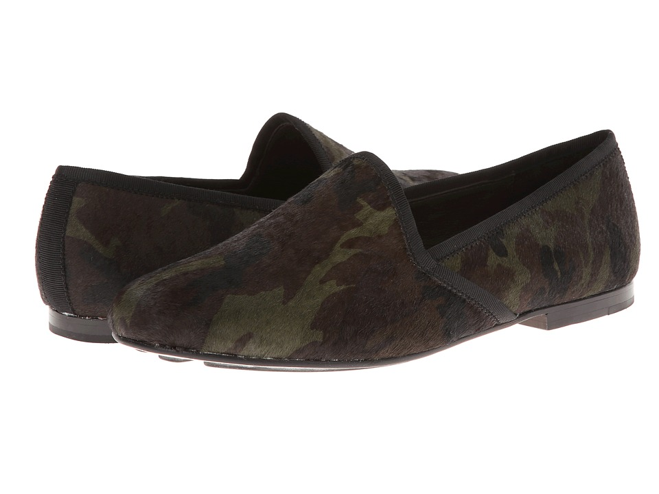 Gentle Souls - Edge-Y (Green Camo) Women's Shoes