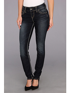 SALE! $39 - Save $39 on Silver Jeans Co. Suki Skinny in Indigo (Indigo) Apparel - 50.00% OFF $78.00