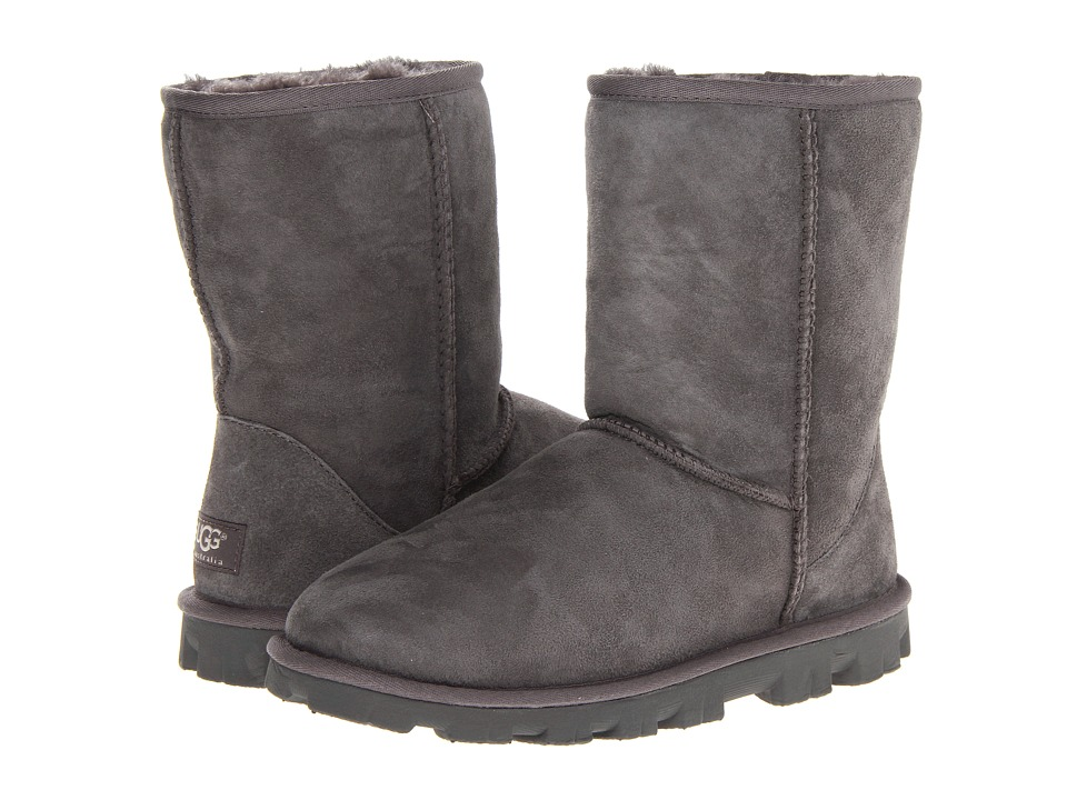 UGG - Essential Short (Grey) Women's Boots