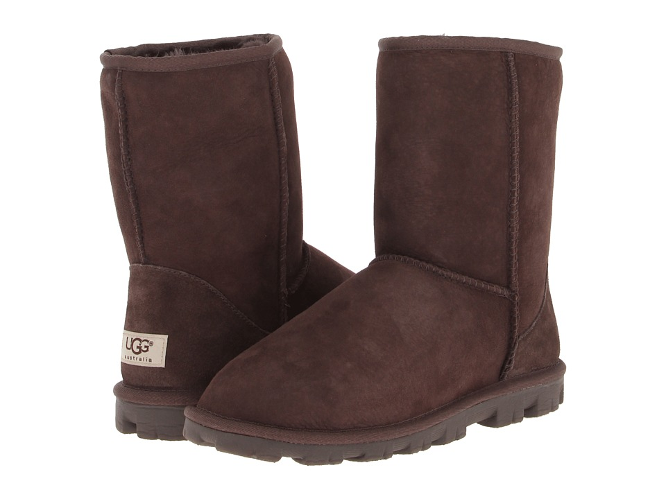 UGG - Essential Short (Chocolate) Women's Boots