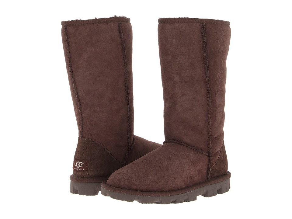 UGG - Essential Tall (Chocolate) Women's Boots