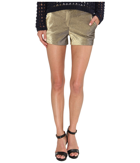 Armani Jeans - Gold Shorts (Gold) Women