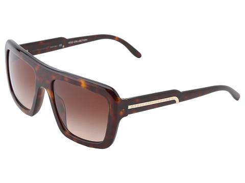 Stella McCartney - SM-4045 (Dark Tortoise/Brown Gradient) Fashion Sunglasses