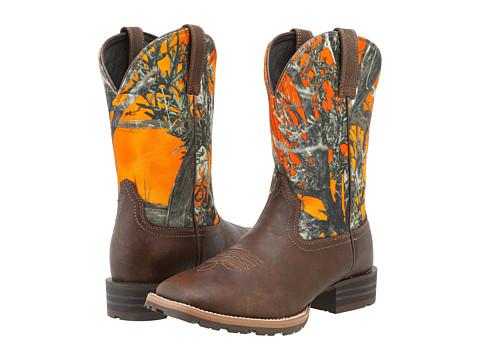 Ariat - Hybrid Rancher (Vintage Bomber/True Timber) Cowboy Boots