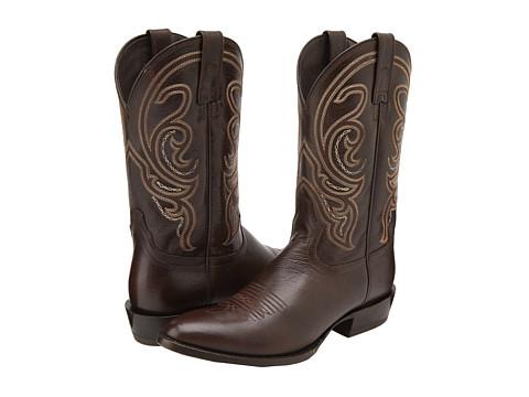 Ariat - Bandera (Maple) Cowboy Boots