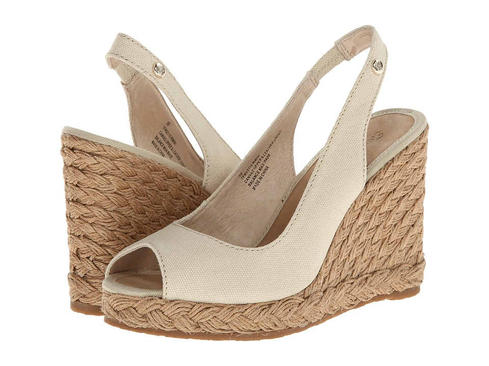 Tommy Bahama - Rimini (Khaki) Women's Wedge Shoes