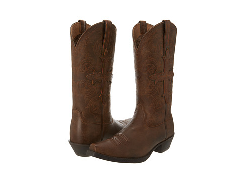 Ariat - Fearless (Bison Brown) Cowboy Boots