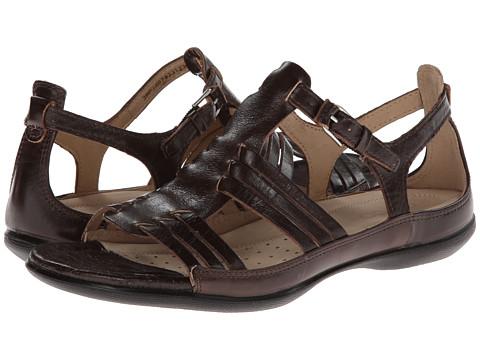 ECCO Flash Huarache Sandal (Coffee) Women's Sandals