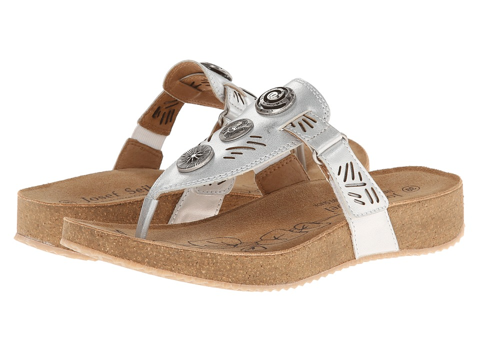 Josef Seibel - Tonga 12 (White) Women's Sandals