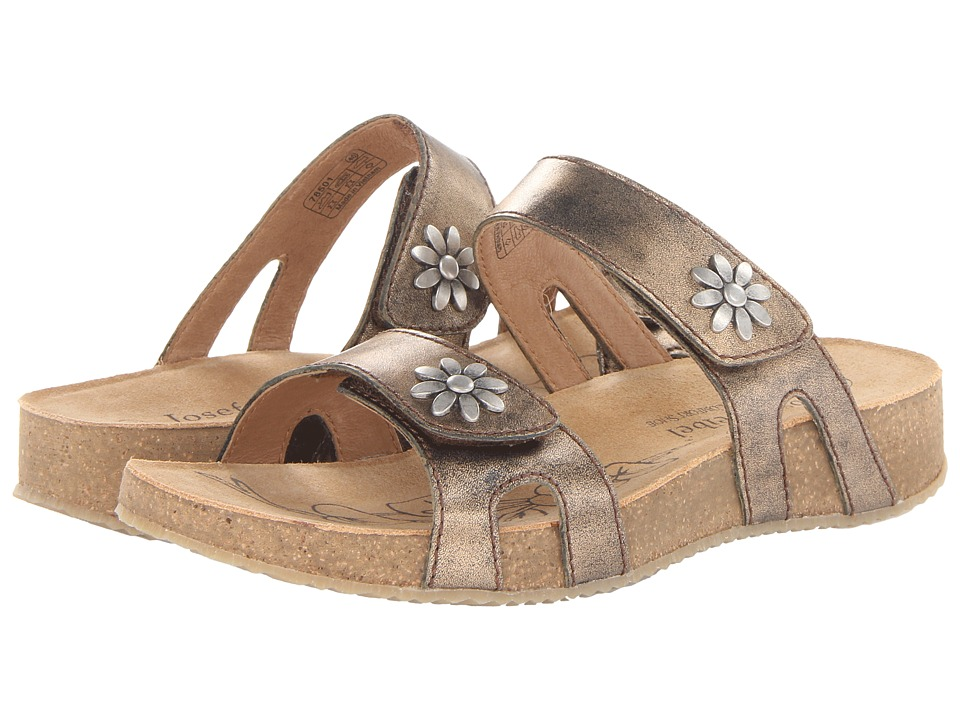 Josef Seibel - Tonga 04 (Bronze) Women's Sandals