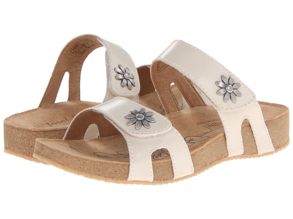 Josef Seibel - Tonga 04 (White) Women's Sandals