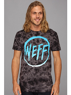 SALE! $16.99 - Save $11 on Neff Cordon Premium Tee (Black) Apparel - 39.32% OFF $28.00