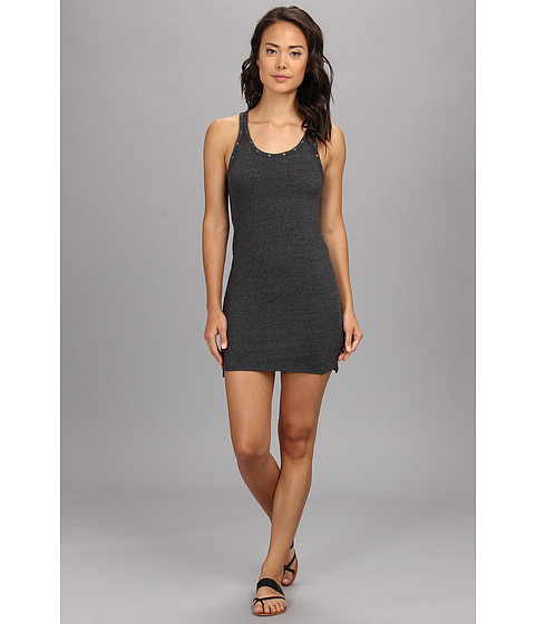 Vans - Heidi Dress (Black) Women's Dress