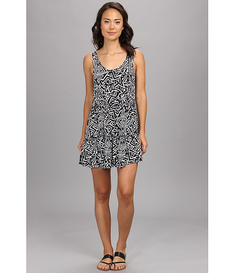 Vans - Ava Dress (Black) Women's Dress