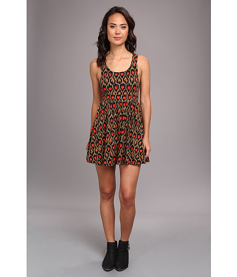 Vans - Ellington Dress (Gothic Olive) Women's Dress