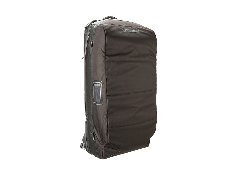 Kelty - Ascender Trunk (Raven) Luggage
