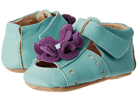 Livie & Luca - Bloom (Infant) (Light Blue) Girls Shoes