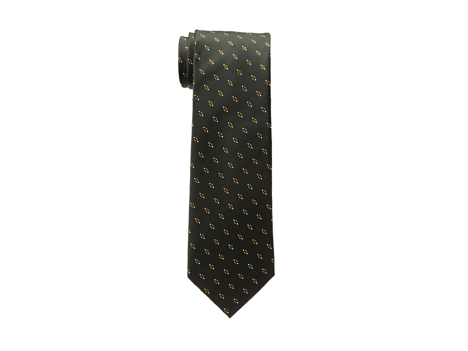 Kenneth Cole New York - Blues Neat (Green) Ties