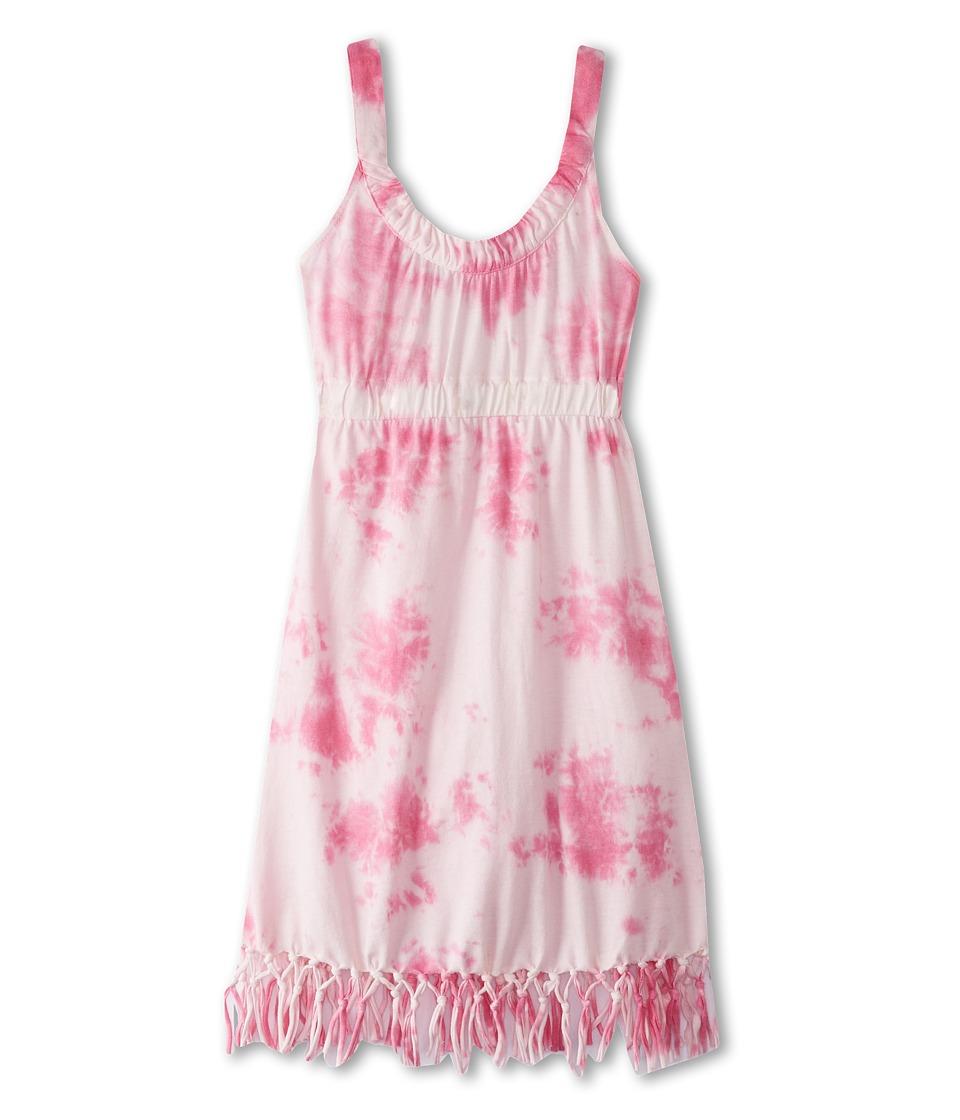 Roxy Kids Peaceful Dreamer By the Sea Cover Up Girls Swimwear (Pink)