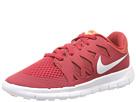 Nike Kids Free 5 (Little Kid) (Gym Red/Lt Crimson/Kumquat/White)
