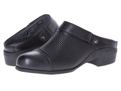 Ariat - Sport Mule (Black Woven) Women's Clog/Mule Shoes