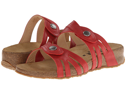 Haflinger - Paris (Berry) Women's Sandals