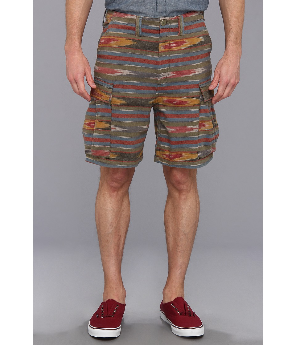 Burton - Cargo Short (Cardinal Ikat) Men's Shorts