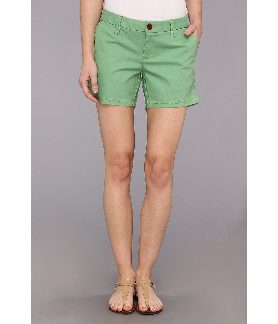 Burton - Mid Short (Vintage Green) Women's Shorts