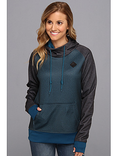 SALE! $36.99 - Save $28 on Burton Heron Pullover Hoodie (Cerulean Heather) Apparel - 43.05% OFF $64.95
