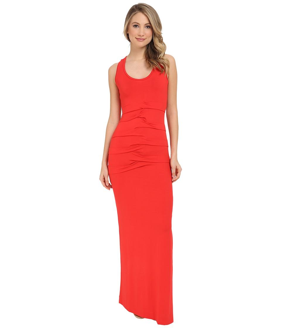 Nicole Miller - Simple Maxi Dress (Capri) Women's Dress