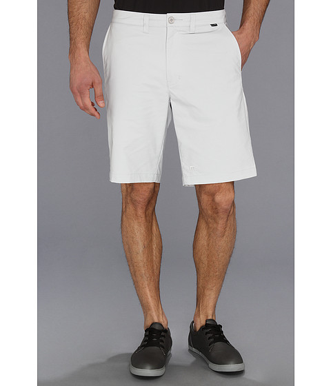 TravisMathew - Hefner Short (Dawn Blue/Grey) Men's Shorts