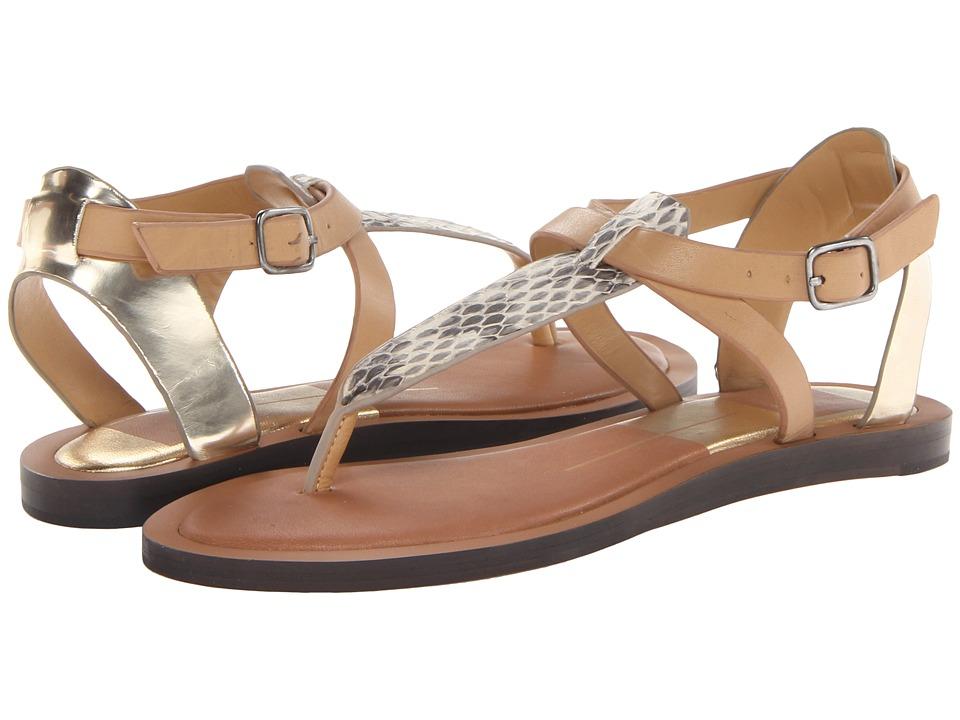 Dolce Vita - Fabia (Natural) Women's Sandals