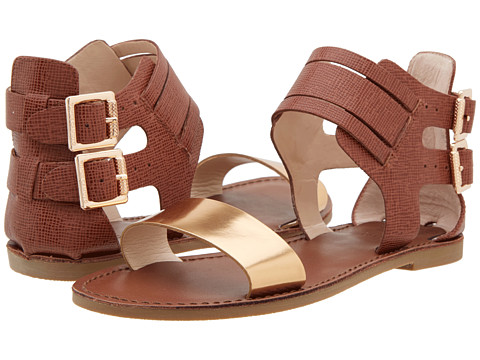 Vince Camuto - Irkeno (Saddle/Copper) Women's Sandals
