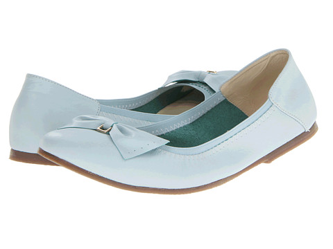 Kid Express - Sami (Toddler/Little Kid/Big Kid) (Mint Leather) Girls Shoes