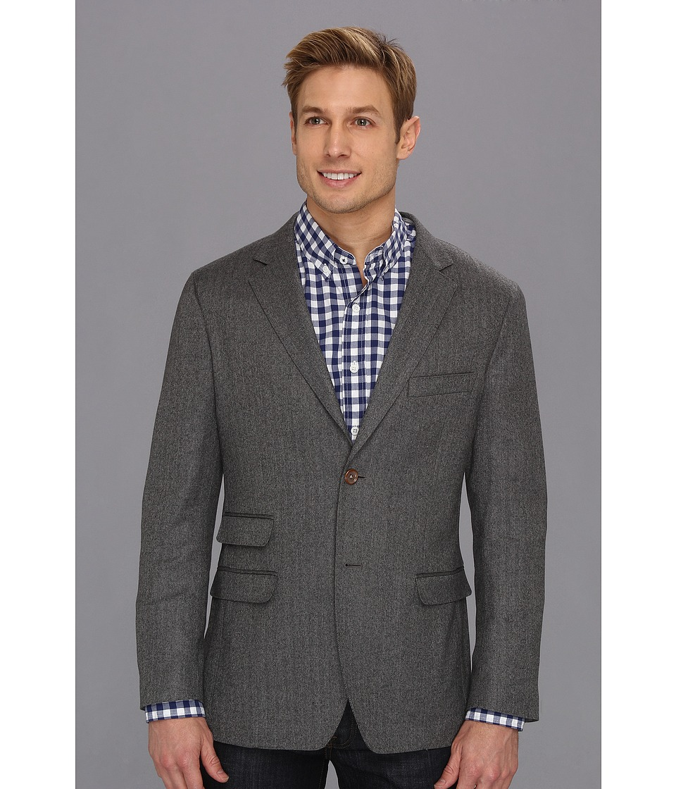 Scott James - URS Jacket (Charcoal) Men's Jacket