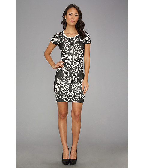 Parker - Adele Dress (Black) Women