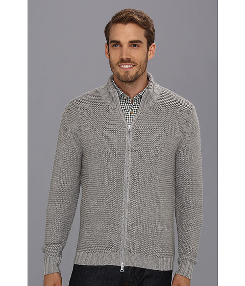 Scott James - Ebner Sweater (Grey) Men